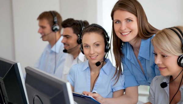 Attractive Call Monitoring Tools Improve Contact Center Agent Performance On Call Center Supervisor